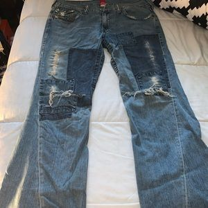 True Religion Vintage !! Bundle!